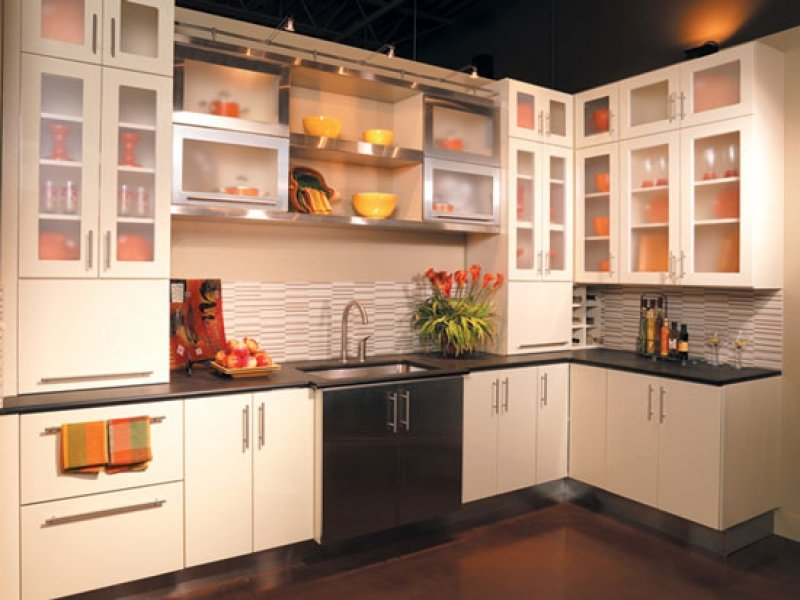 Metal kitchen cabinets ikea home furniture design for Metal kitchen cabinets