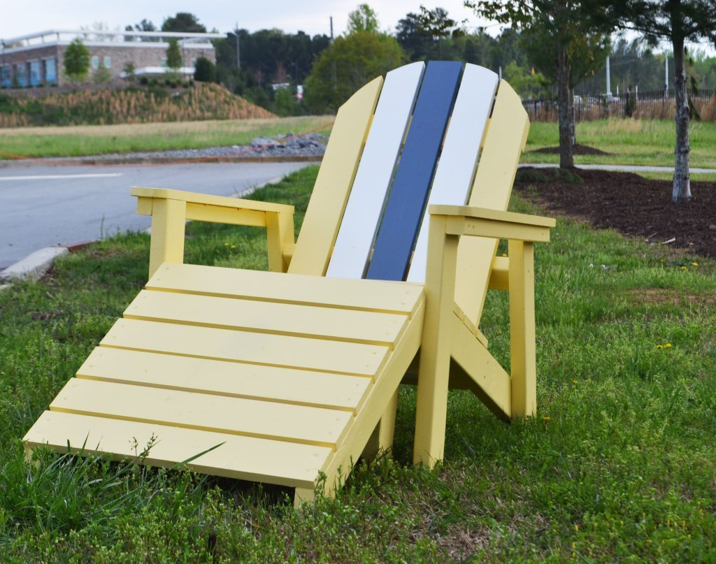Ana White Adirondack Chair Home Furniture Design