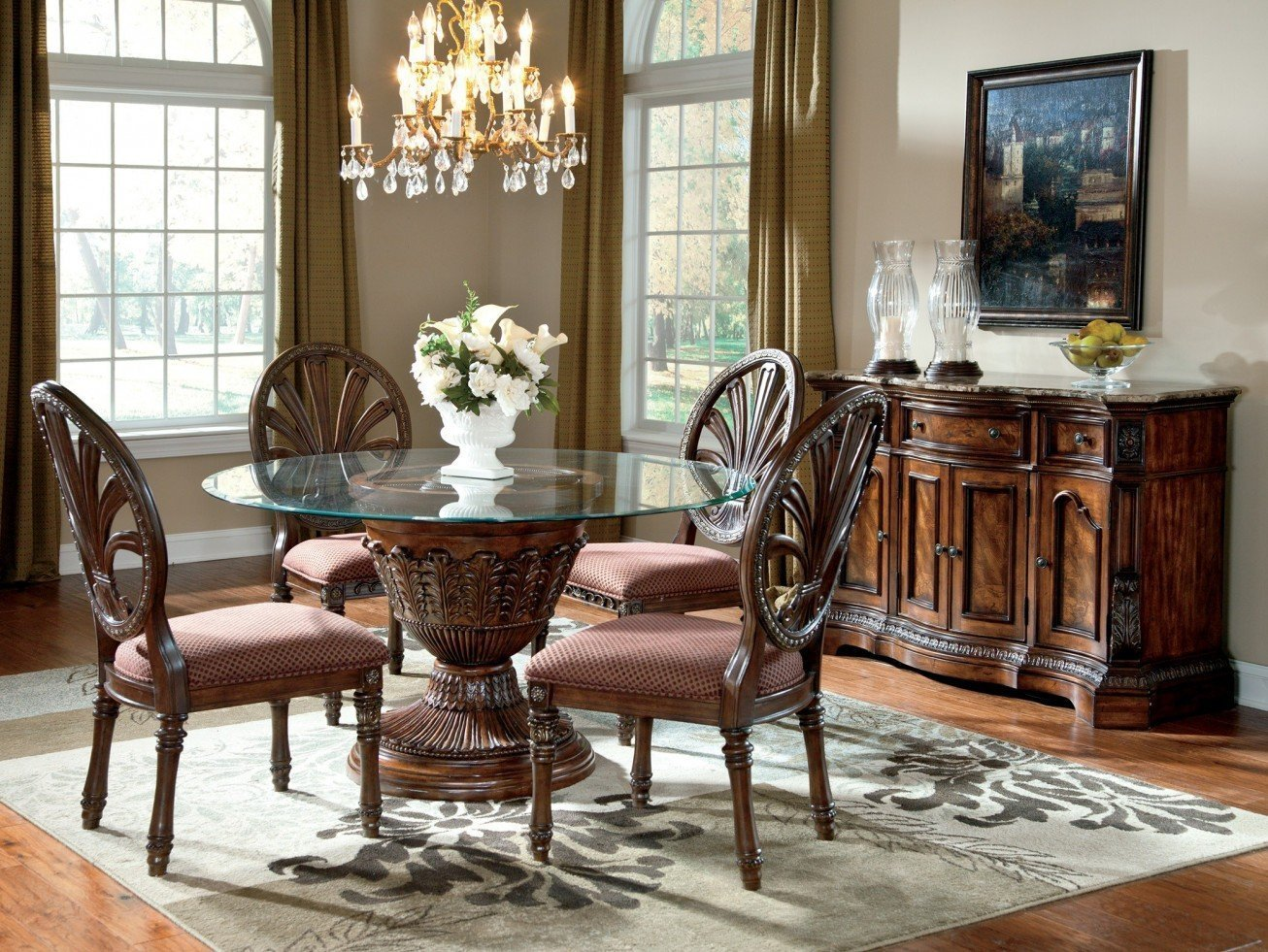 Ashley Furniture Dining Sets 28+ [ ashley furniture dining room chairs ] | dining room elegant