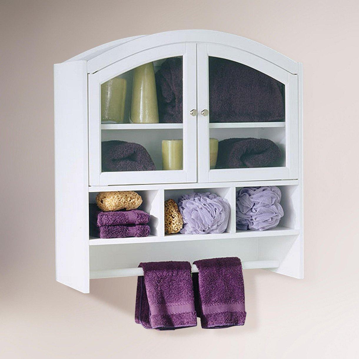 Bathroom wall cabinet with towel bar home furniture design - Bathroom wall cabinet with towel bar ...