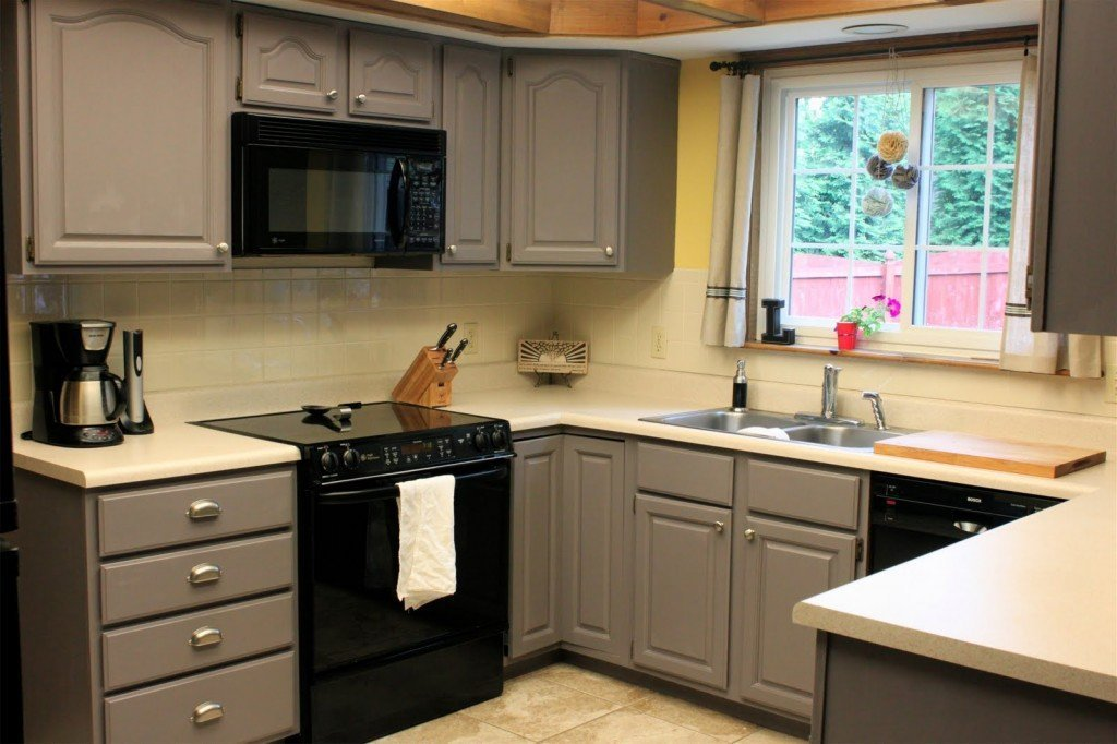 Best colors to paint kitchen cabinets home furniture design for Best paint colors for kitchen cabinets