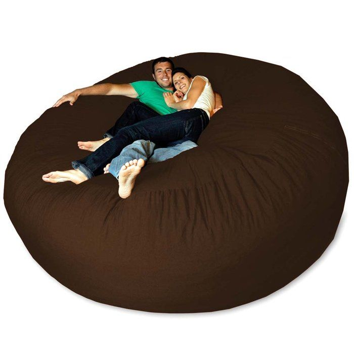 cheap giant bean bag chair lounger home furniture design. Black Bedroom Furniture Sets. Home Design Ideas