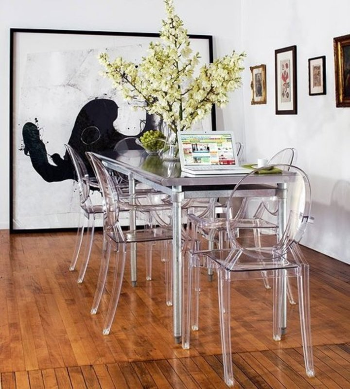 clear dining room chairs home furniture design