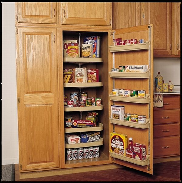 Ikea pantry cabinets for kitchen home furniture design for What are ikea kitchen cabinets made of