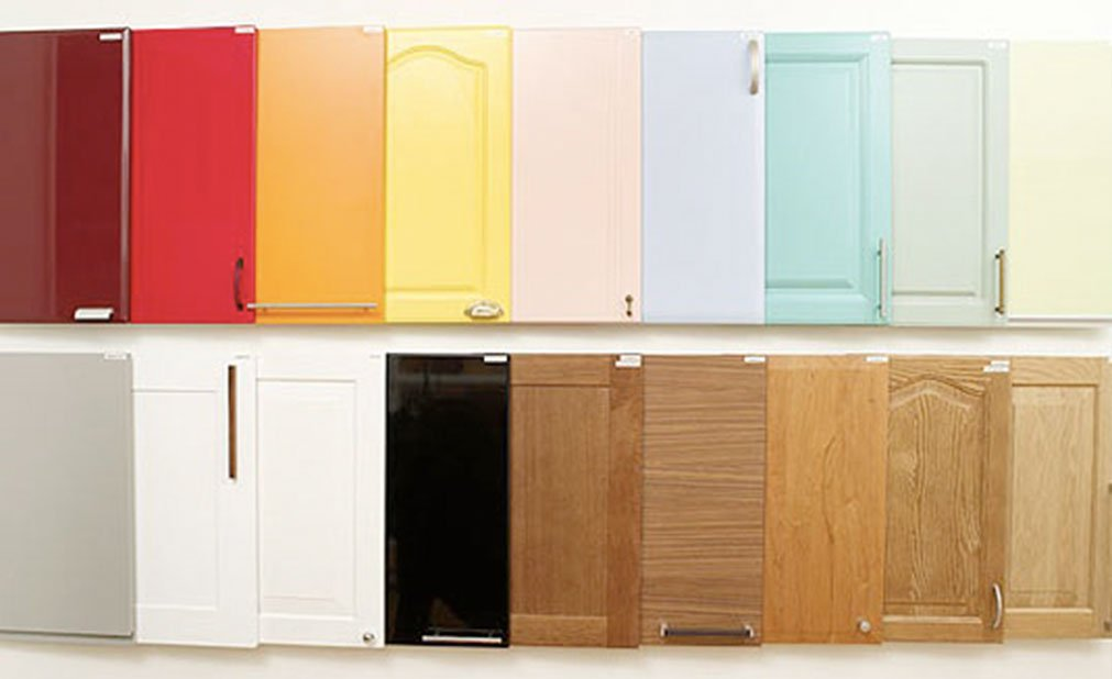 kitchen cabinet colors schemes