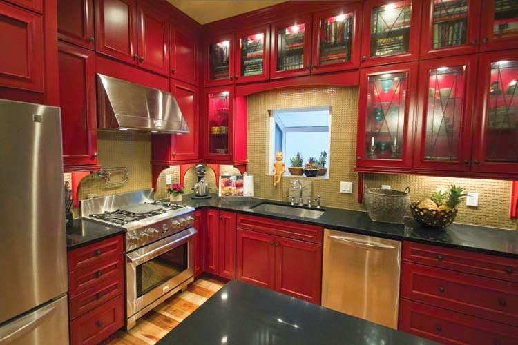 What Is The Newest Look For Kitchen Cabinets