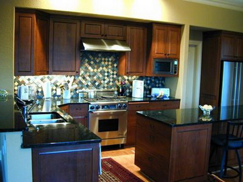Kitchen Color Ideas with Dark Cabinets Home Furniture Design