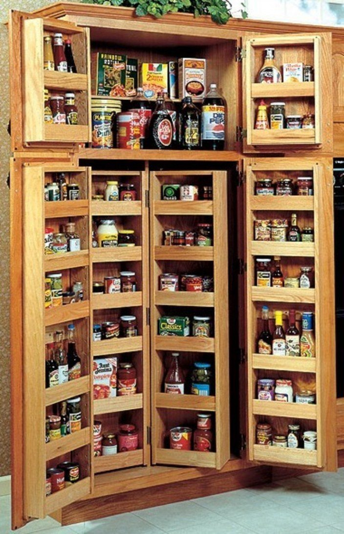 The Uses Of Kitchen Pantry Cabinets Home Furniture Design