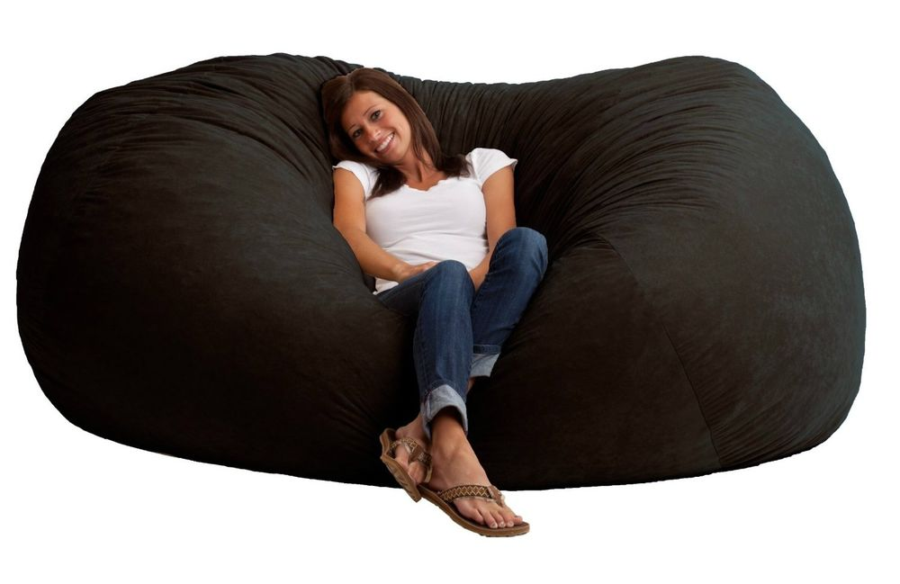 Large Bean Bag Chairs For Adults Home Furniture Design