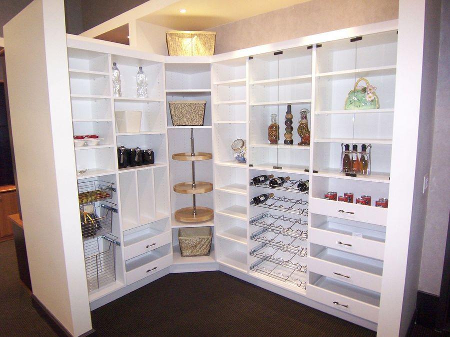 Large Kitchen Pantry Cabinet Home Furniture Design