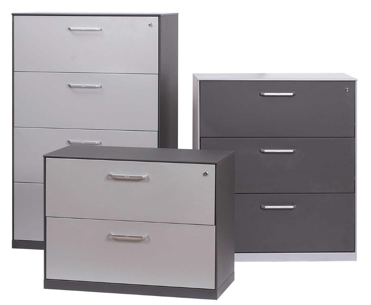 why your workspace needs lateral file cabinets home
