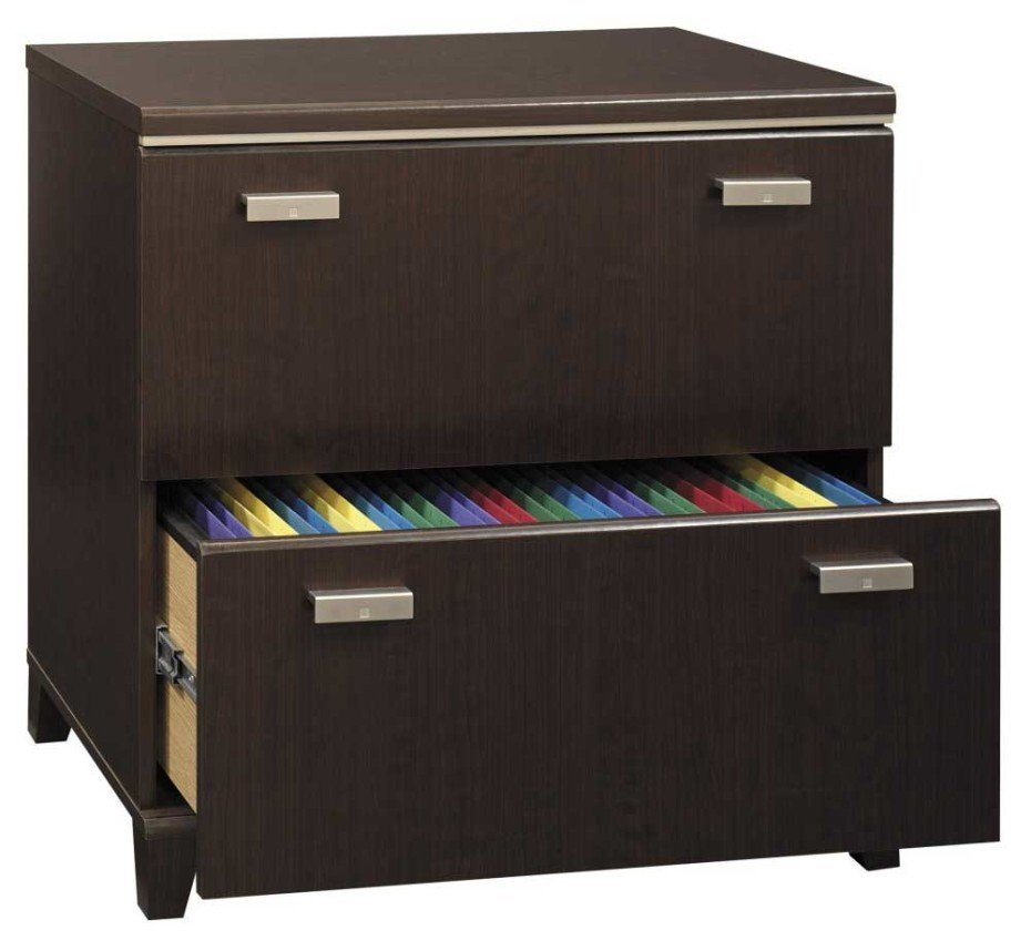 File Cabinet Storage Bench