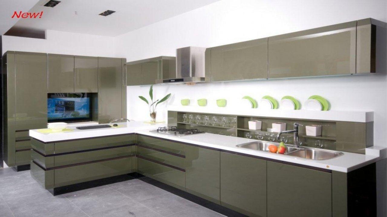 modern kitchen cabinet colors home furniture design. Black Bedroom Furniture Sets. Home Design Ideas