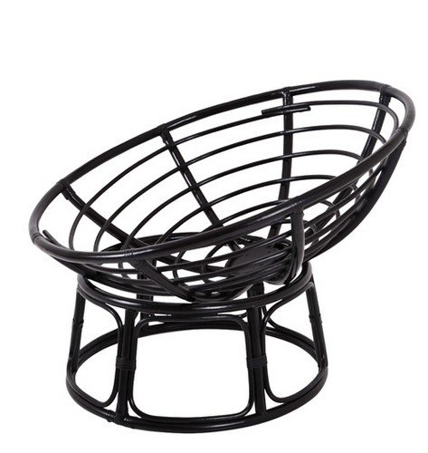 Outdoor Metal Papasan Chair Frame Home Furniture Design