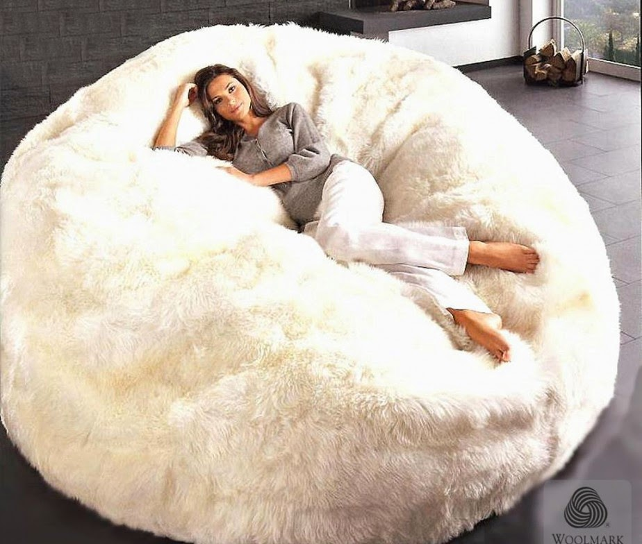 Oversized Bean Bag Chairs Adults Home Furniture Design