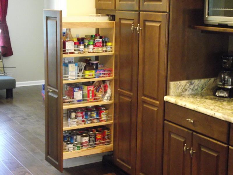 Pantry Kitchen Cabinet Home Furniture Design