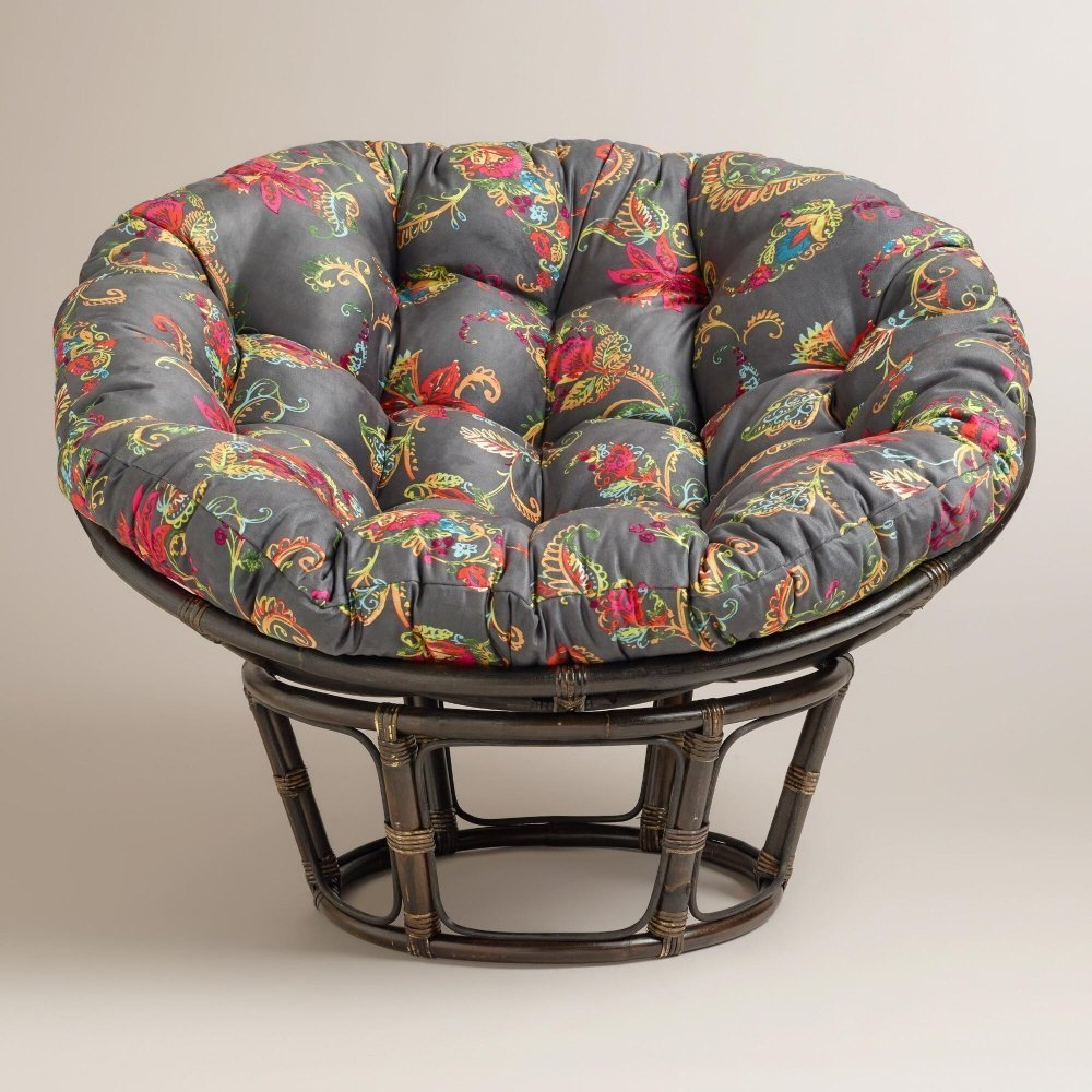 Papasan chair world market home furniture design