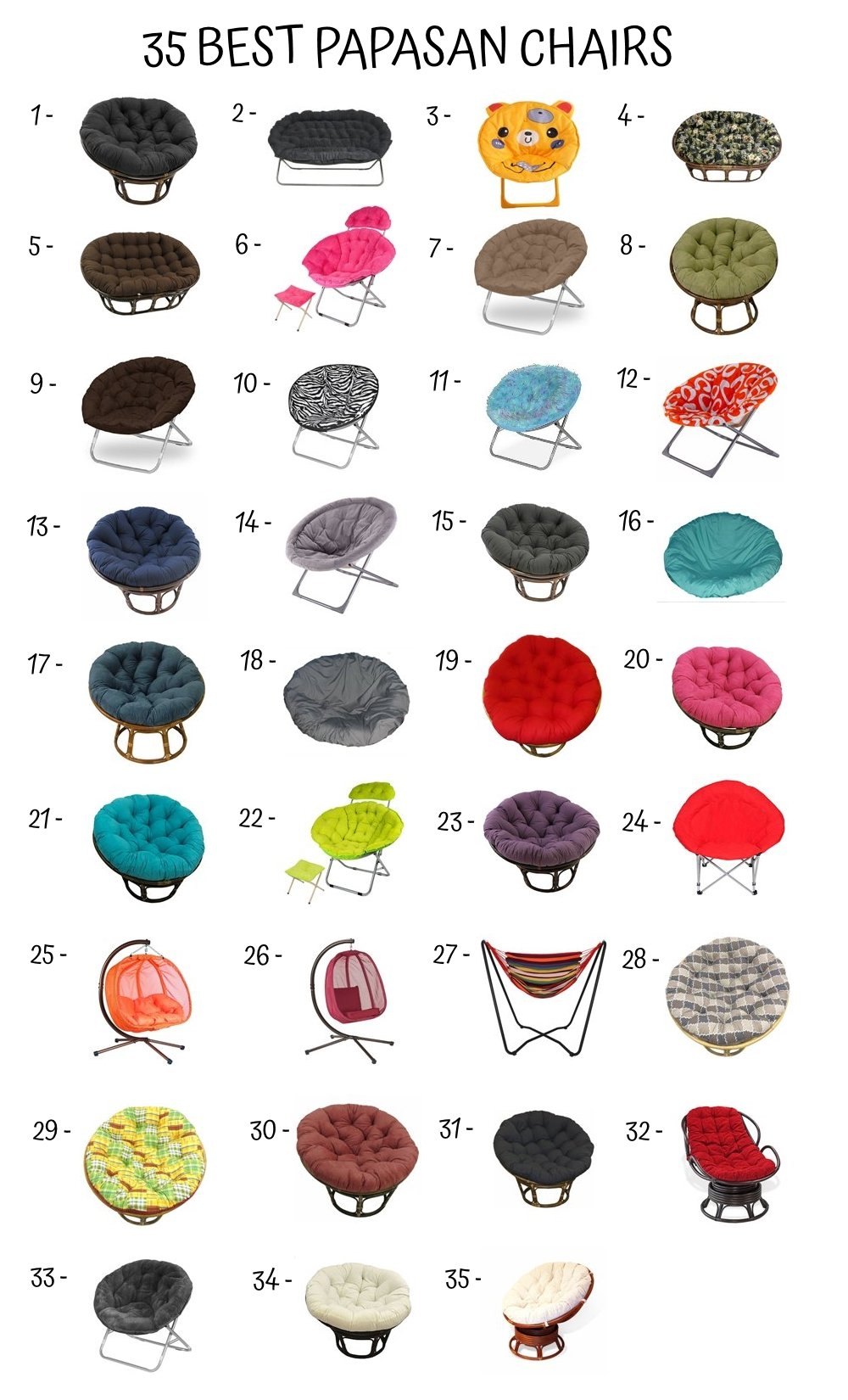 Decorating by placing papasan chair home furniture design for Best papasan chair