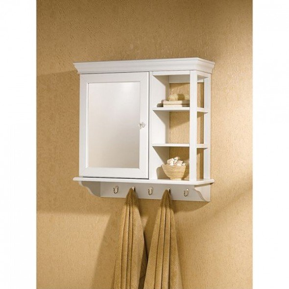 Small bathroom wall cabinet home furniture design for Small bathroom furniture ideas
