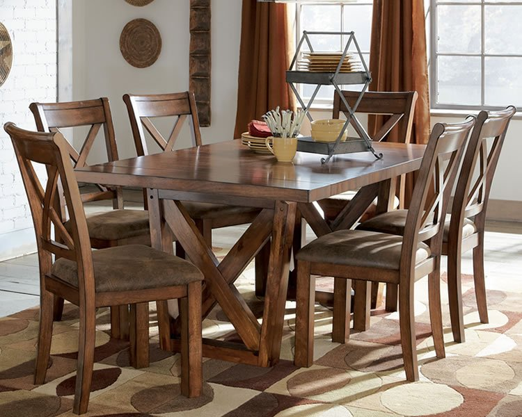 Solid wood dining room chairs home furniture design for Wooden dining room furniture