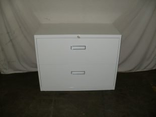 Steelcase Lateral File Cabinet