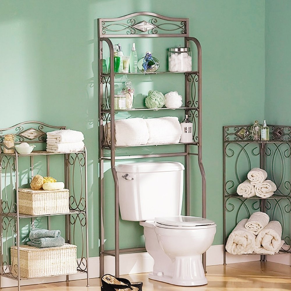 Storage Ideas For Small Bathrooms
