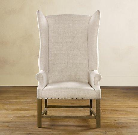 Upholstered Wingback Dining Chairs Home Furniture Design