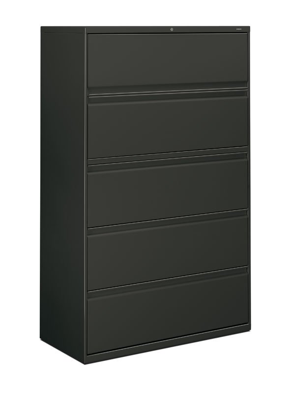 Used 5 Drawer Lateral File Cabinet Home Furniture Design