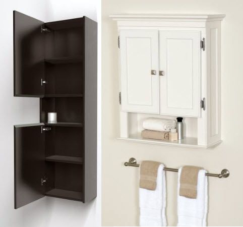 wall mount bathroom cabinet home furniture design
