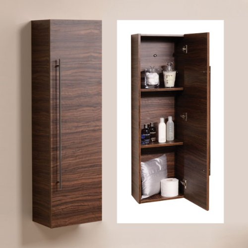 Creative  Bathroom Cabinets With Storage Wall Mounted Contemporary Bathroom