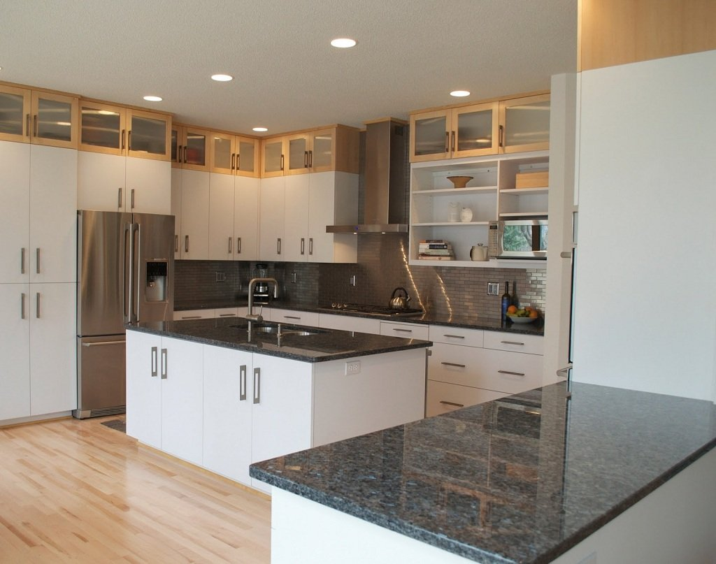 White Kitchen Cabinets content which is arranged within White, Kitchen