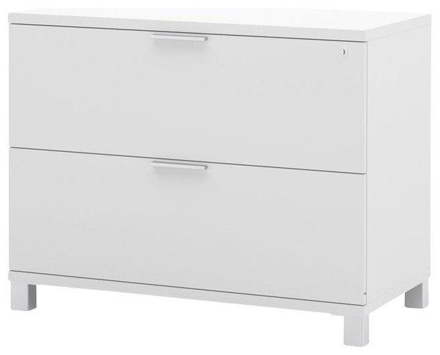 White Lateral File Cabinet Home Furniture Design
