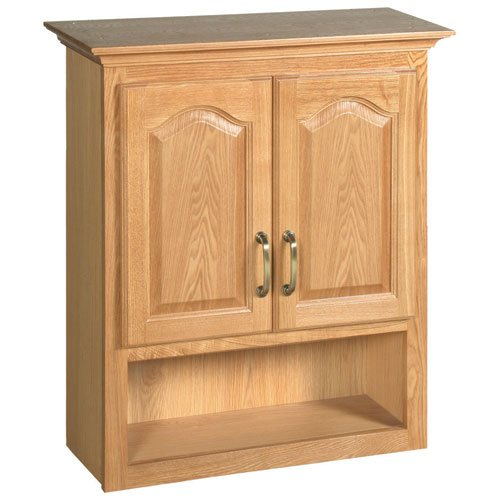 Wood Bathroom Wall Cabinets Home Furniture Design