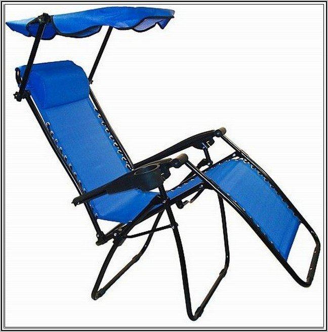 Zero Gravity Lounge Chair with Canopy Home Furniture Design