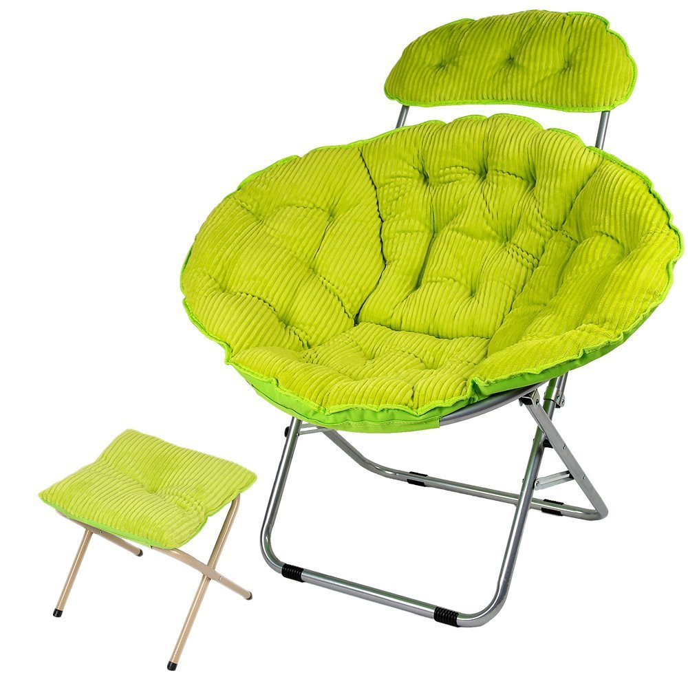 Papasan Chair Metal Frame Home Furniture Design