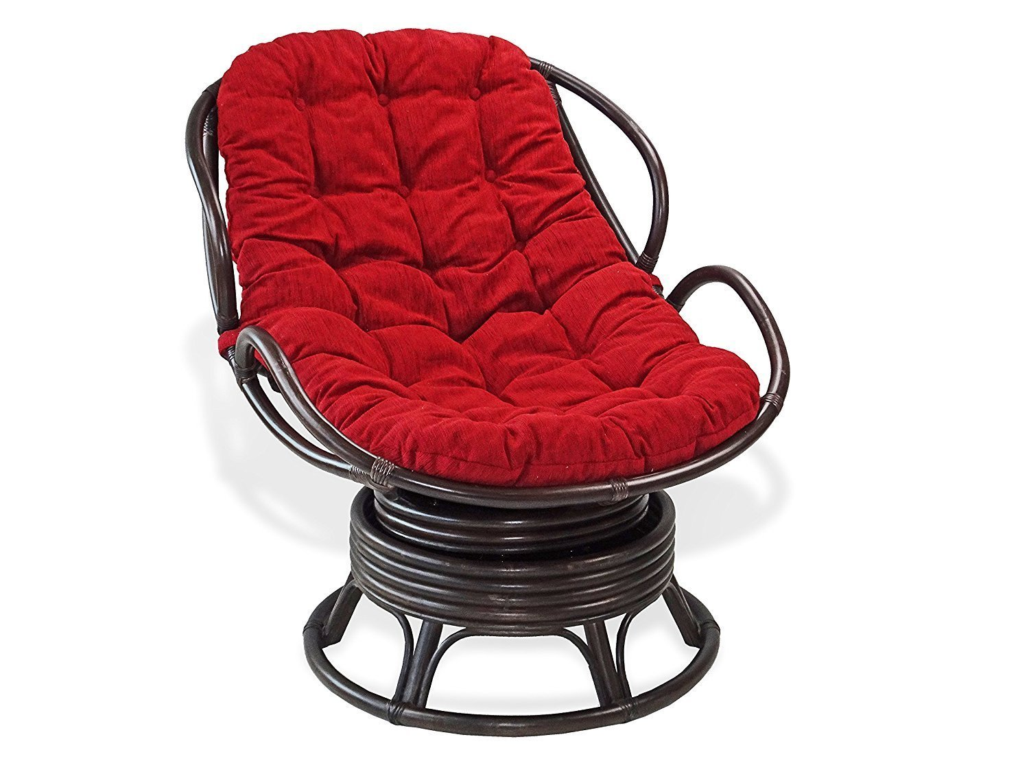 Rocking Papasan Chair Home Furniture Design