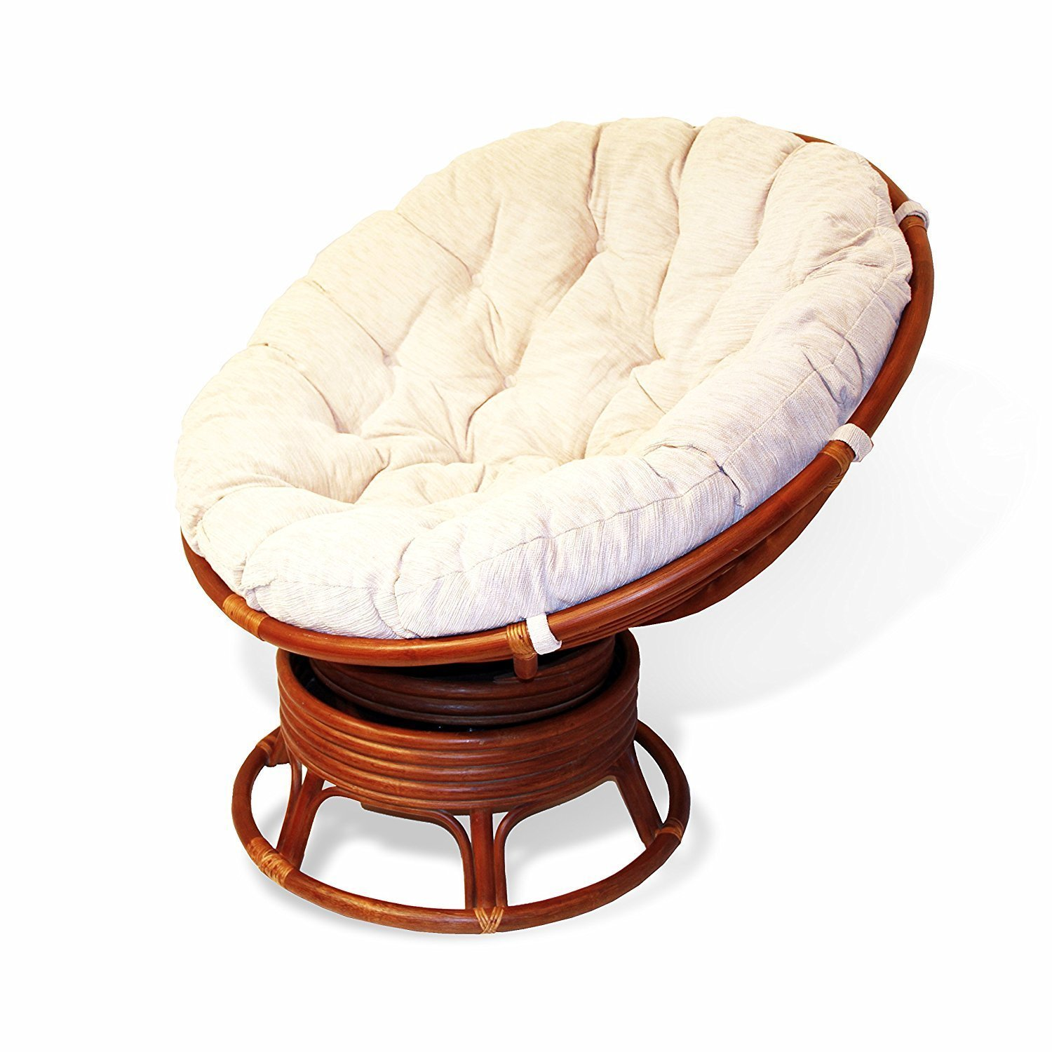 Wicker Papasan Chair Home Furniture Design