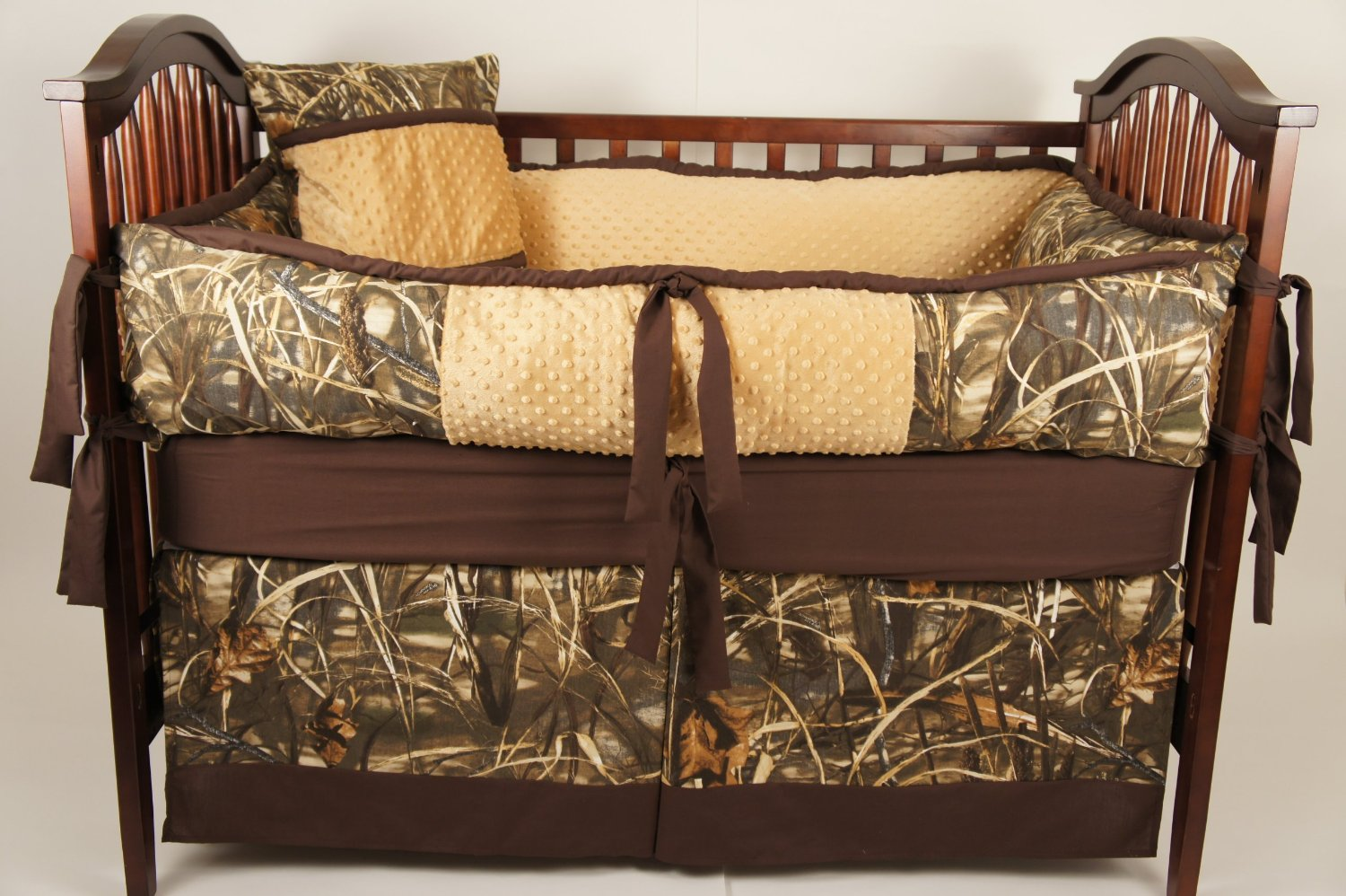 Camo Baby Bedding Crib Sets Home Furniture Design