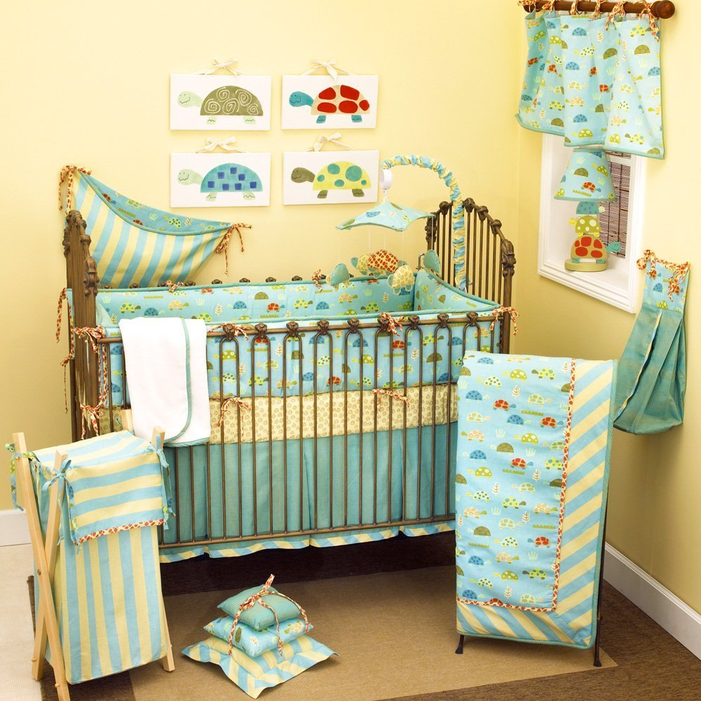 Cheap baby boy crib bedding sets home furniture design for Baby crib decoration