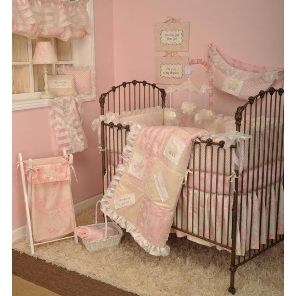 Cheap Cute Baby Girl Bedding