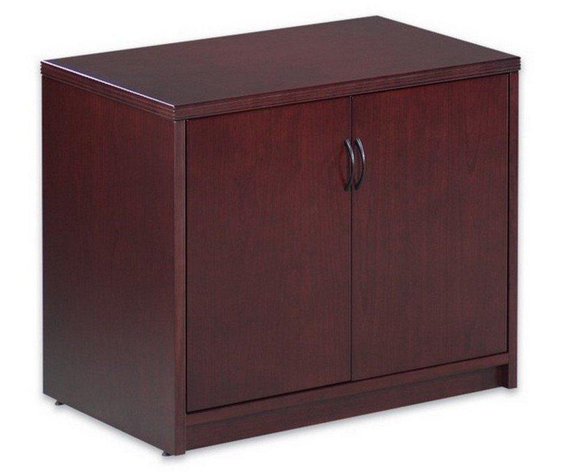 Cherry Wood Storage Cabinet