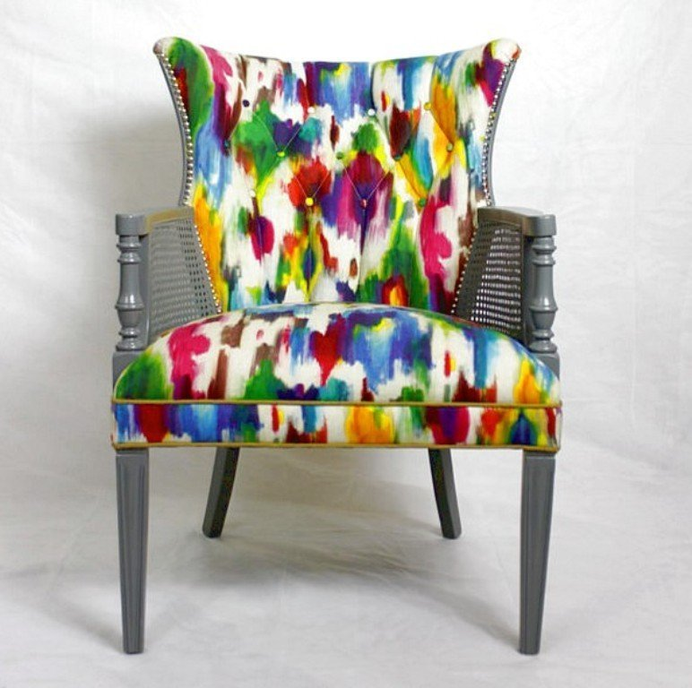 Colorful Accent Chairs Home Furniture Design