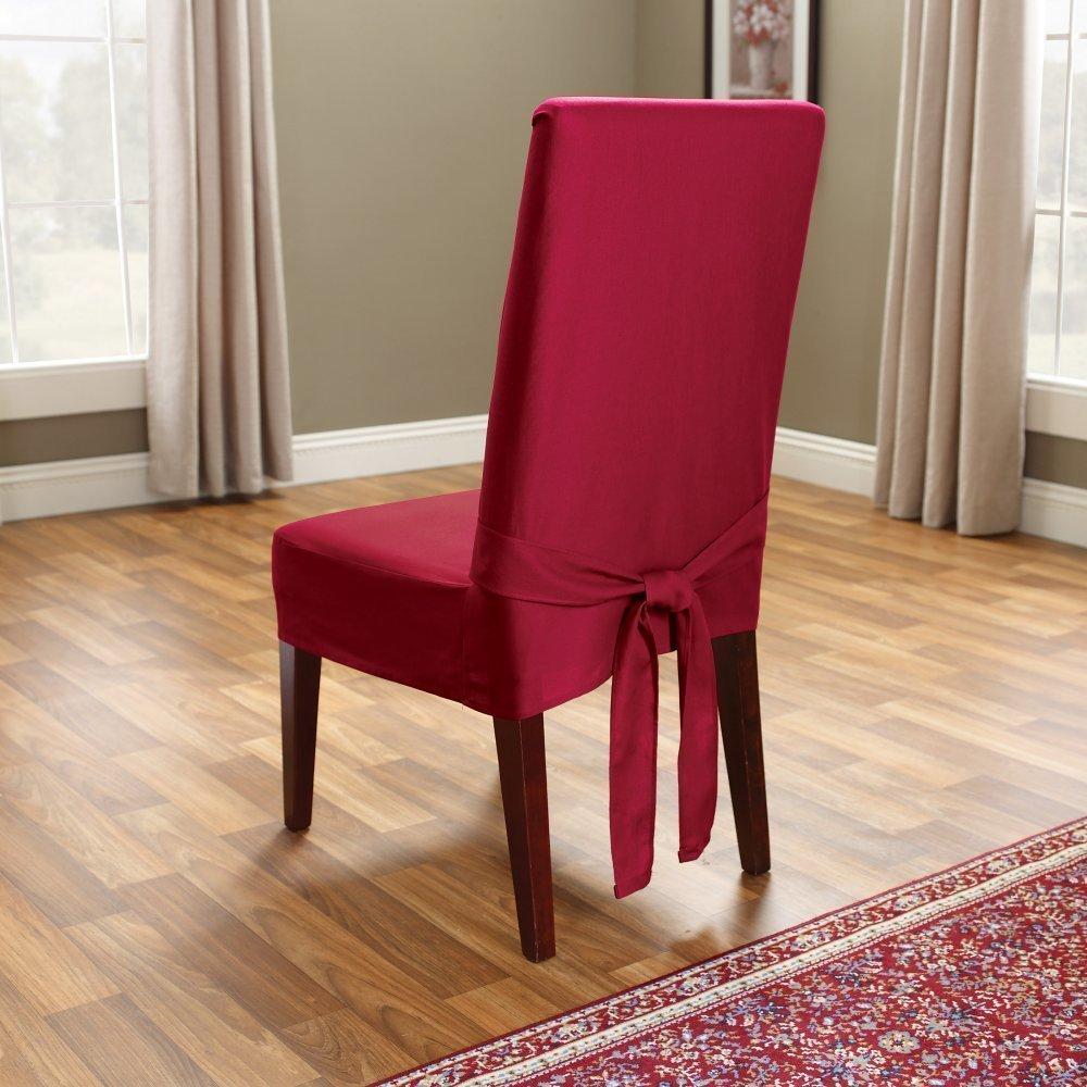 Custom Furniture Slipcovers: Custom Dining Chair Slipcovers