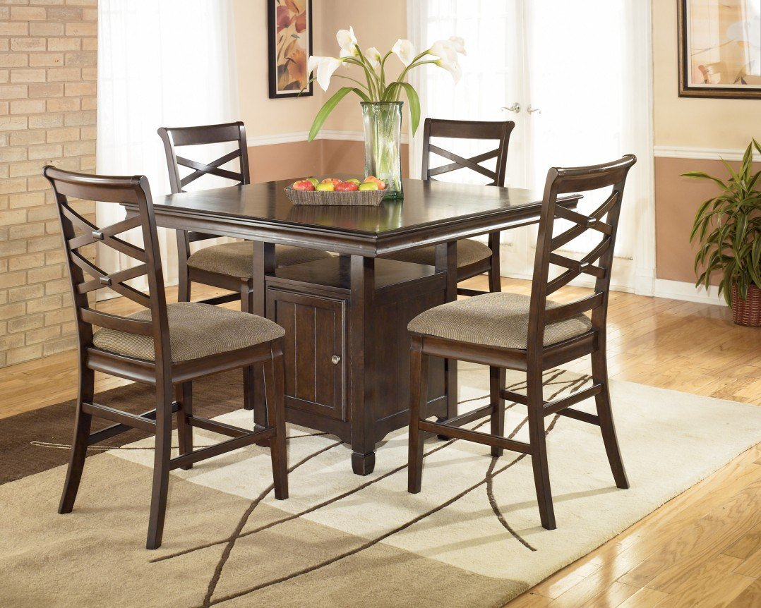 Dining room table sets an elegant setting home for High chair dining room set