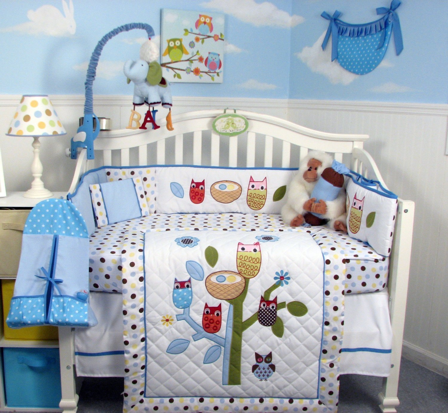 Discount Baby Boy Crib Bedding Sets Home Furniture Design
