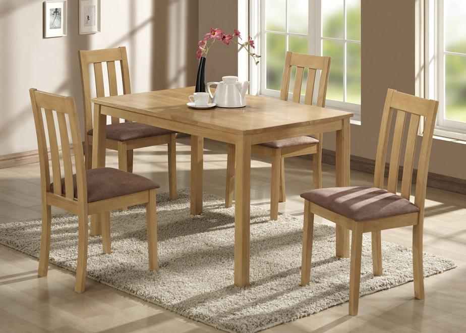 Discount dining room table sets home furniture design for Cheap dining room tables