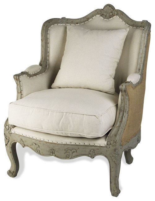 French Country Accent Chairs Home Furniture Design