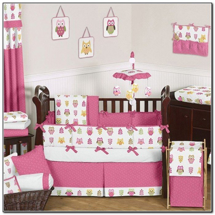 Girl Crib Bedding Sets Clearance Home Furniture Design
