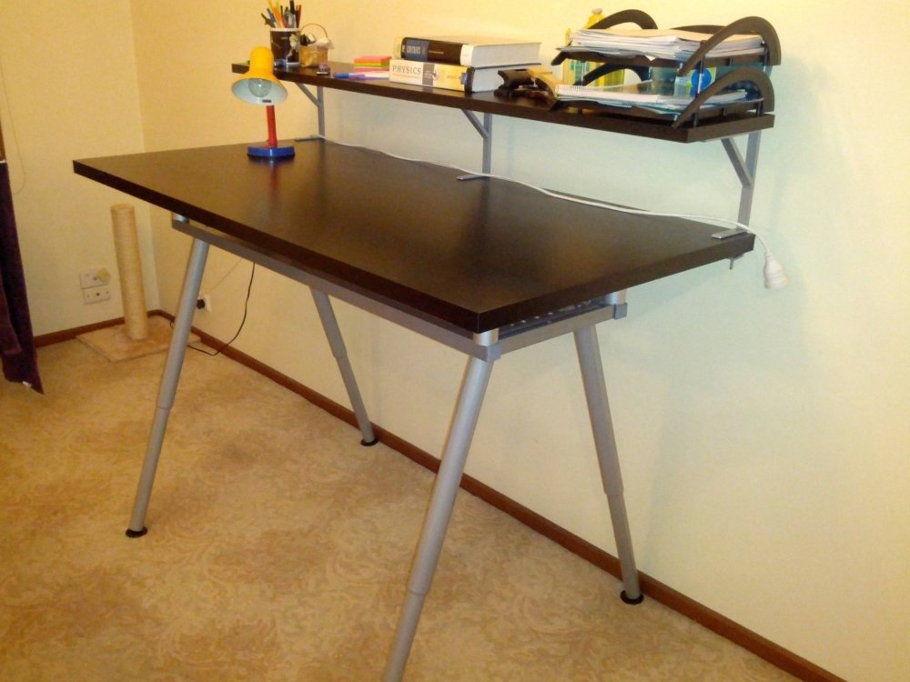 Ikea Galant Standing Desk Home Furniture Design