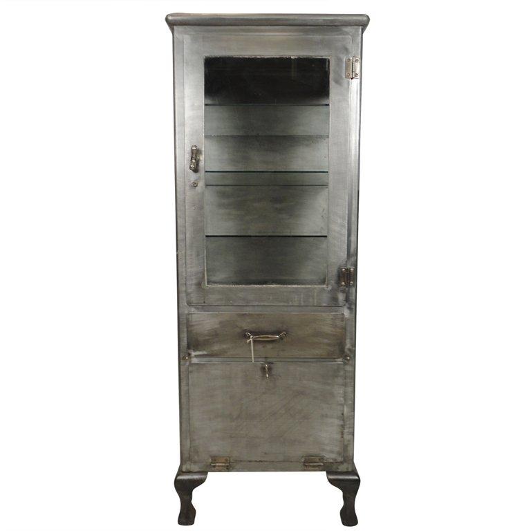 Industrial Metal Storage Cabinets Home Furniture Design